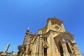 Church on the island of Gozo.