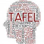 Info-Text-Grafik - Tafel