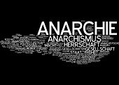 Word cloud - anarchy