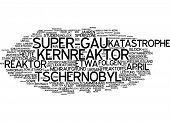 Word cloud - Chernobyl