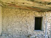 Window Of Building Ruins