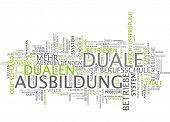Word cloud - dual training