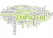 foto of empathy  - Word cloud  - JPG