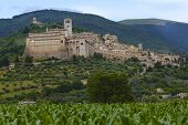 Assisi, Italy, Western View