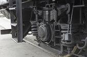 Locomotive undercarriage
