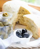 The Bread With Olives