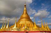 Tachileik Shwedagon Pagoda