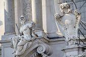 Statues in Torino