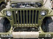Cowl Of Military Car