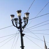 Streetlights in Torino