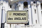 Plaque, Promenade Des Anglais