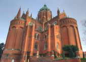 Cathedral in Croatia