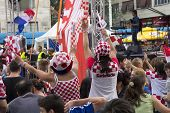 Croatian Football Fans