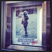 Lady Gaga Roseland Exterior Poster