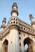 Charminar At Hyderabad, A.p, India