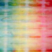 Tie-dyed Fabric