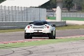 Lotus Evora Gt4 Race Car