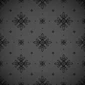 Seamless background with openwork embossed pattern