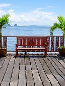 Beautiful tropical sea,