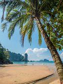 AoNang Beach in Krabi Thailand