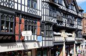 Tudor Shops, Chester