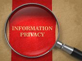 Information Privacy through Magnifying Glass.