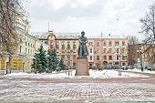 Monument Nikolay Dobrolyubov