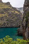Beautiful landscape in Mallorca