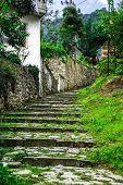 Ladder in Anatolia