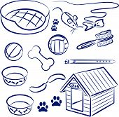 Pet supplies for dogs and cats