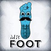 Mr Foot.