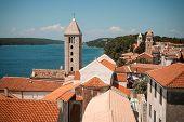City Rab in Croatia