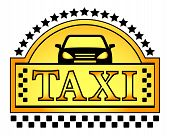 Yellow Taxi Blazon