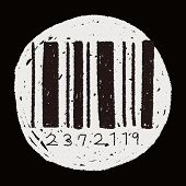picture of barcode  - Doodle Barcode - JPG