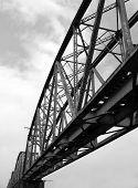 Large Old Railway Bridge