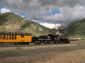 Durango And Silverton Train