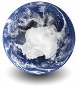 Earth - Antarctica