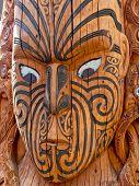 Maori Warrior Mask