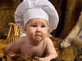 pic of bakeshop  - child on bakery - JPG