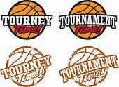 Basketball Tournament Graphics