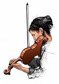 Violonwoman.Eps