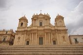 San Nicolò, mother cathedral of Noto, Sicily