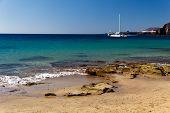 pic of papagayo  - Playa Papagayo Beach - JPG