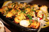foto of kababs  - Chicken kabab - JPG