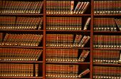 stock photo of law-books  - Law book library - JPG