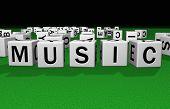 Dice Music
