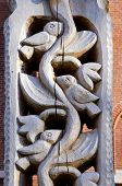 Graven Handmade Wooden Sculpture