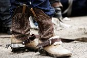 Rodeo Cowboy Boots