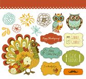 Happy Thanksgiving hermoso clip art