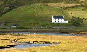 Farmhouse In Scotland Uk